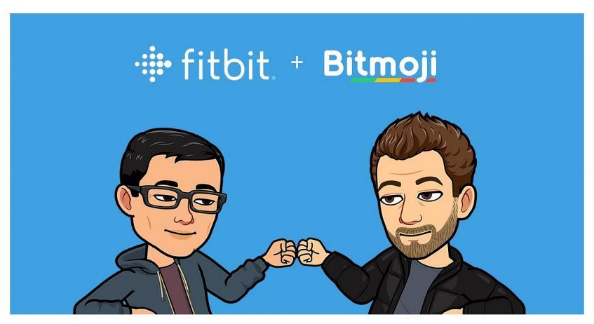 На часах Fitbit теперь эксклюзивно доступны динамические циферблаты Bitmoji