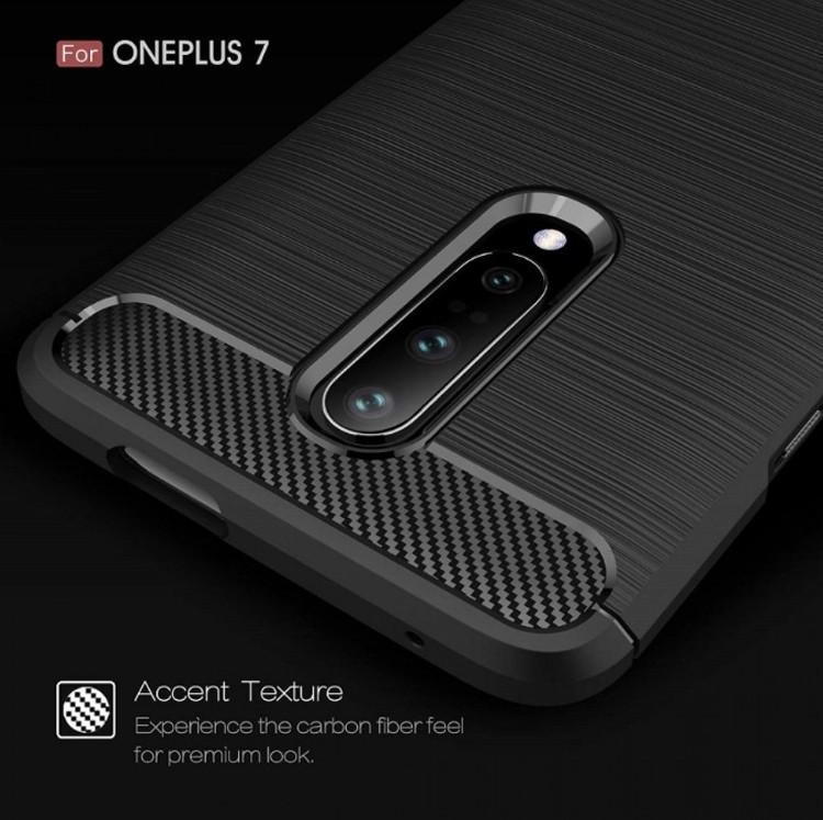 Смартфон-флагман OnePlus 7 показался в защитных чехлах