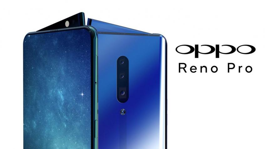 Флагман Oppo Reno Pro красуется в зрелищном видеоролике