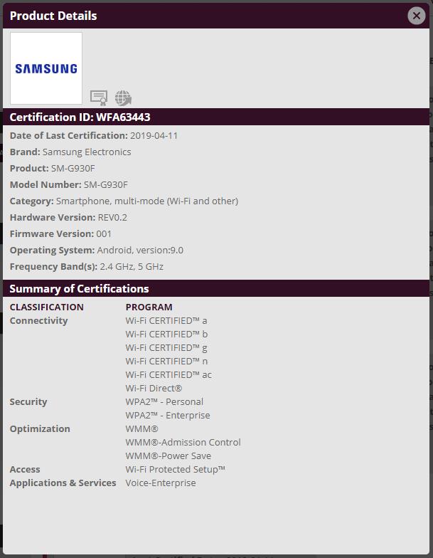 Samsung Galaxy S7 получит обновление до OneUI на Android 9 Pie – фото 2