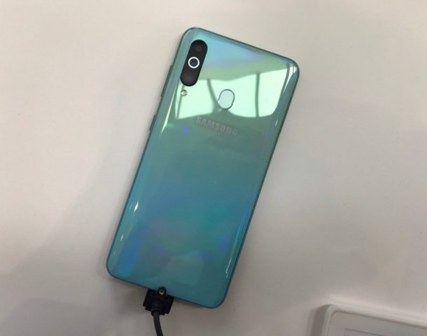 Представлен смартфон Samsung Galaxy A60 - 3