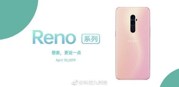 Ещё две версии OPPO Reno появились на сайте TENAA