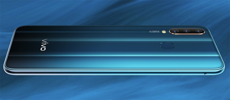 Дебют Vivo Y17: смартфон с чипом Helio P35 и батареей на 5000 мА·ч