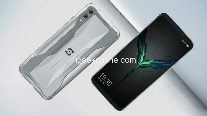 Смартфон Xiaomi Black Shark 2 Frozen Silver с 8 ГБ ОЗУ и 128 ГБ флэш-памяти поступит в продажу 28 апреля