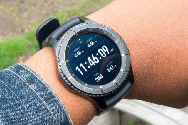 Samsung работает над новыми часами Galaxy Watch - 1
