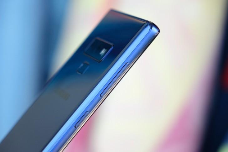 Samsung Galaxy Note 10 лишат кнопок