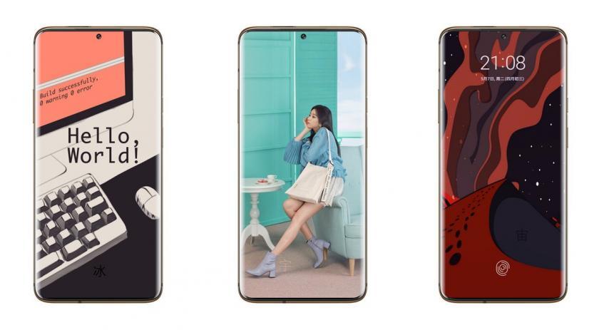 Концепт: возможный дизайн Samsung Galaxy Note 10 – фото 1