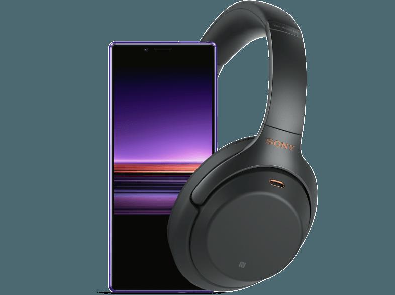 Бонус за терпение. Покупатели Sony Xperia 1 получат беспроводные наушники WH-1000XM3 стоимостью 350 долларов