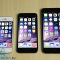 обзор Apple iPhone 6 и iPhone 6 Plus