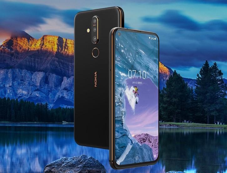 Анонс Nokia