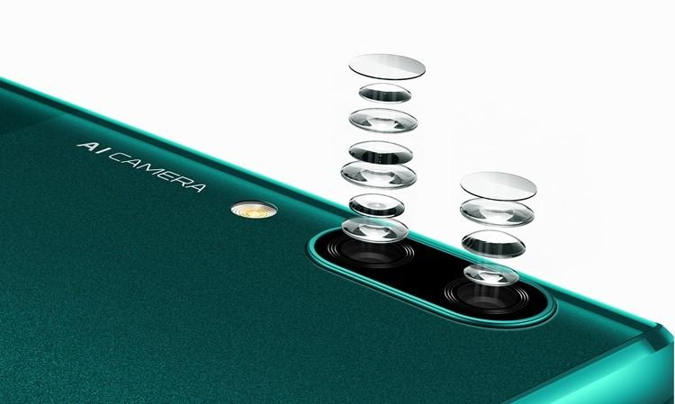 Дебют смартфона Huawei P smart Z: камера-перископ и большой экран Full HD+