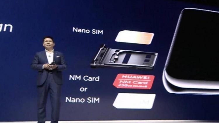 Huawei не сможет выпускать смартфоны с поддержкой карт microSD