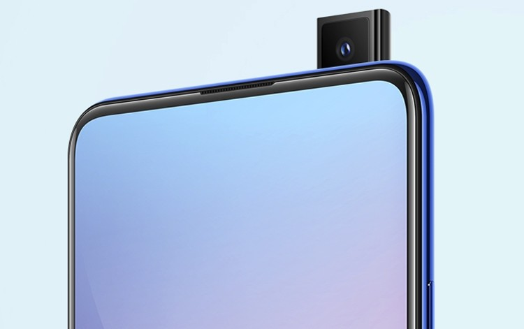 Vivo S1 Pro: смартфон с экранным сканером отпечатков и выдвижной селфи-камерой