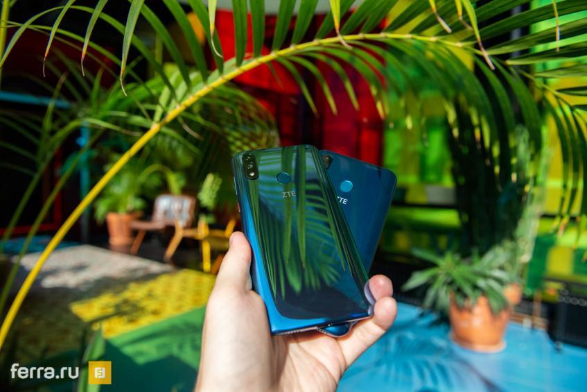 Недорогой смартфон с классной камерой и мощным процессором — обзор ZTE Blade V10 - 46