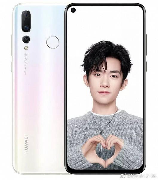 Huawei Nova 5i с 6 ГБ ОЗУ замечен в Сети. Новое изображение