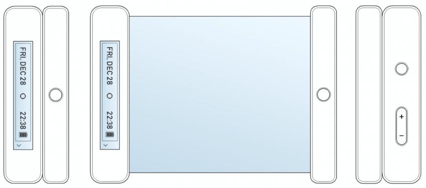 Появилась первая информация о сгибающихся смартфонах от LG - 1