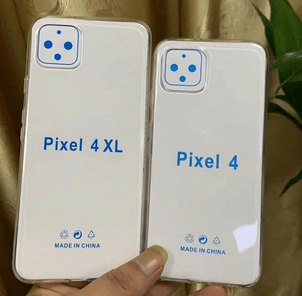 Фото чехлов для Google Pixel 4 и Pixel 4XL