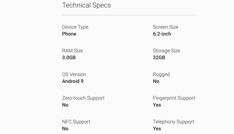 Смартфон HTC Wildfire X получит экран размером 6,2 дюйма