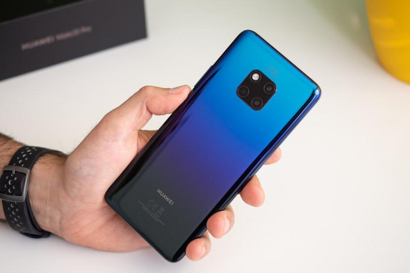 Подробности о камере Huawei Mate 30 Pro