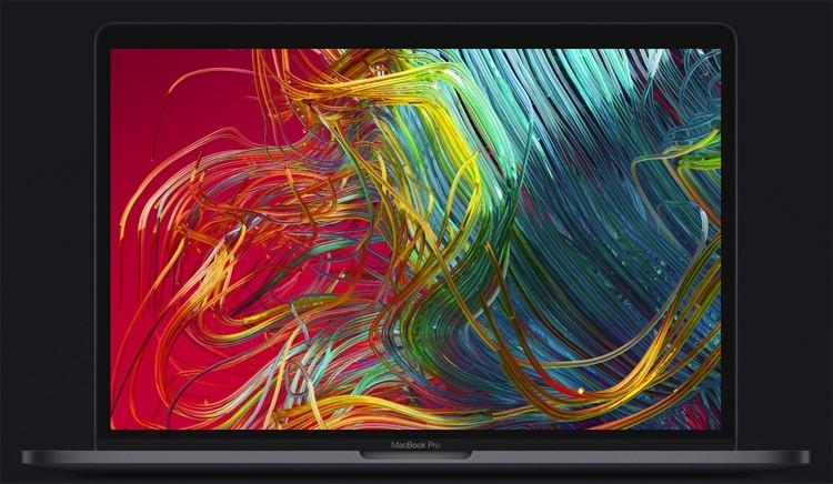 Apple готовит ноутбук MacBook Pro с безрамочным экраном