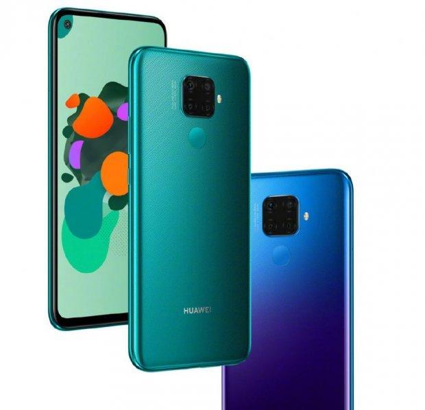 Kirin 810, 48 Мп, 4000 мА•ч и врезанная в экран камера. Начинаются продажи смартфона Huawei Nova 5i Pro