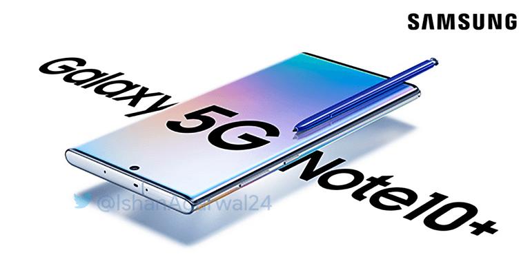 В Samsung Galaxy Note 10+ будут доступны до 2 ТБ памяти - 1