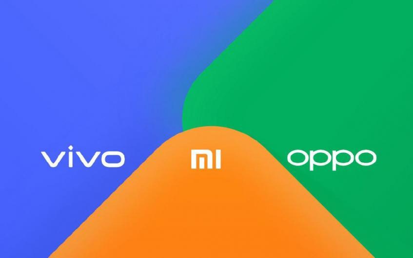 Xiaomi, Vivo и Oppo создали альянс