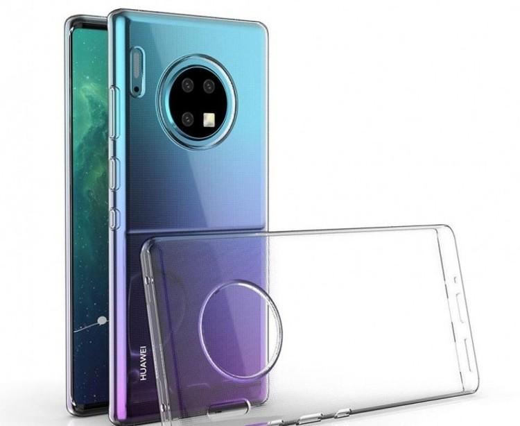 Смартфон Huawei Mate 30 получит быструю 25-Вт беспроводную подзарядку