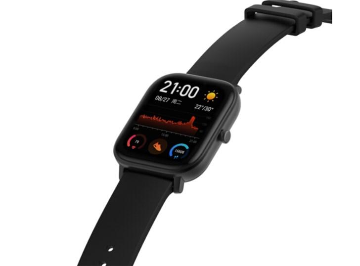 Представлены умные часы Amazfit GTS: дизайн как у Apple Watch, NFC, датчик ЧСС, 14 дней автономности за 5