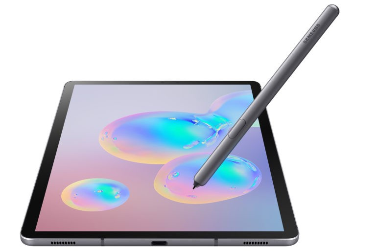 Флагманский планшет Samsung Galaxy Tab S6 представлен официально - 2