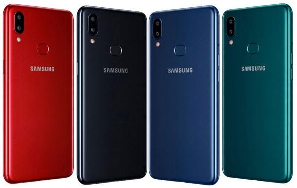 Представлен смартфон Samsung Galaxy A10s - 1