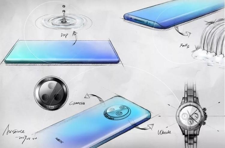 Флагманский смартфон Vivo NEX 3 сможет работать в 5G-сетях