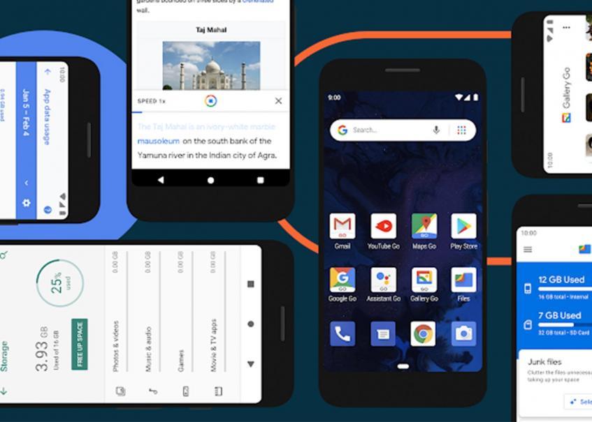 Анонс Android 10 (Go Edition): еще быстрее и безопаснее – фото 1