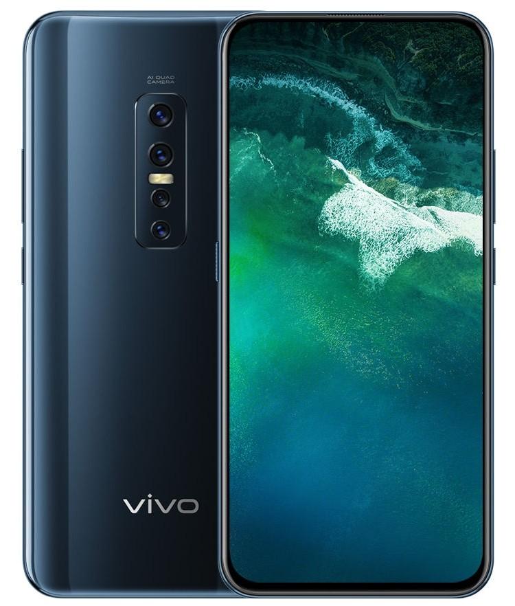 Анонс смартфона Vivo V17 Pro: тыльная квадрокамера и выдвижной фронтальный блок