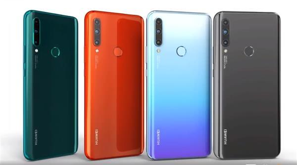 Анонсирован Huawei Enjoy 10 Plus: тройная камера и емкий аккумулятор – фото 1