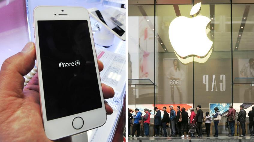 Apple выпустит новый iPhone SE на будущий год - 1