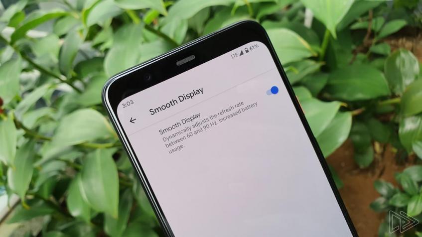 Больше подробностей о Google Pixel 4 XL – фото 8