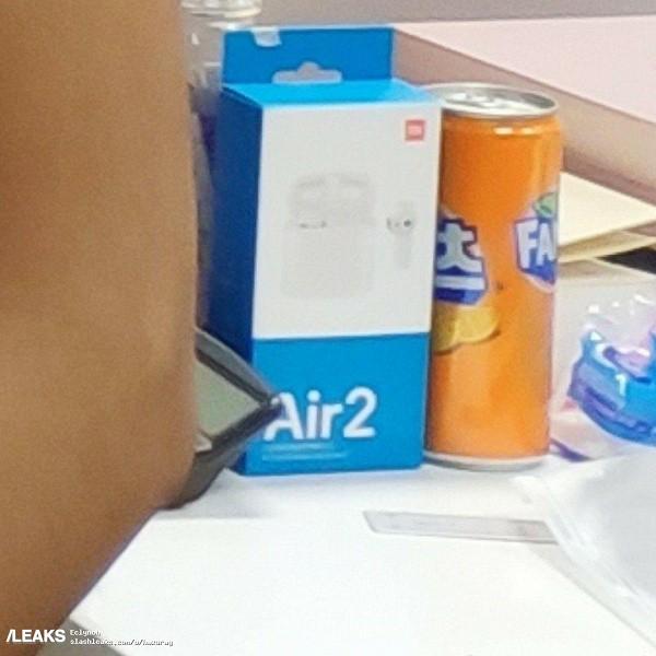 К анонсу готовят беспроводные наушники Xiaomi Mi Air 2 – фото 2