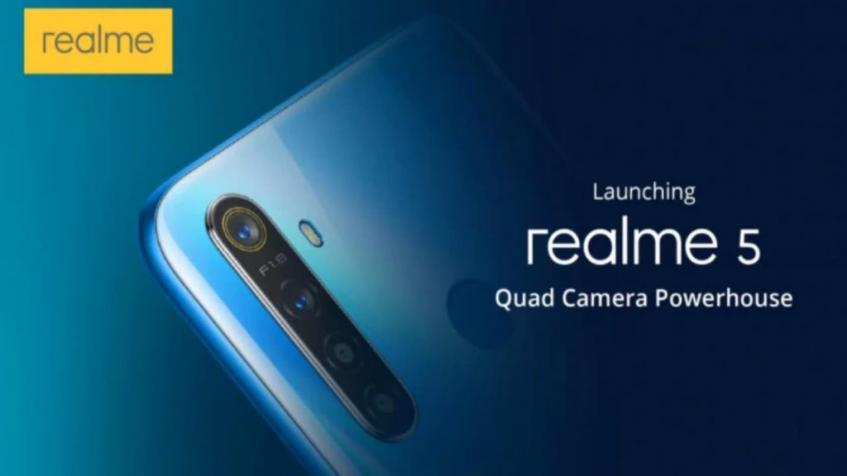 Камеру Realme 5 существенно улучшили