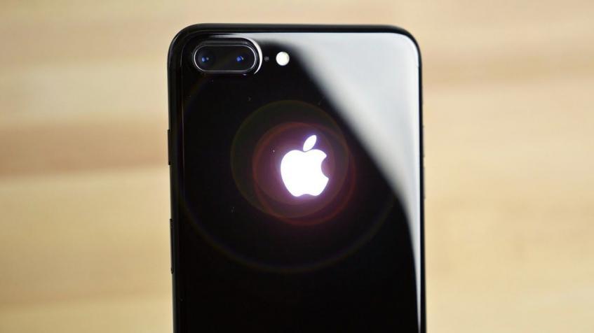 Логотип Apple на смартфонах и ноутбуках будет менять цвет в зависимости от типа уведомлений - 1