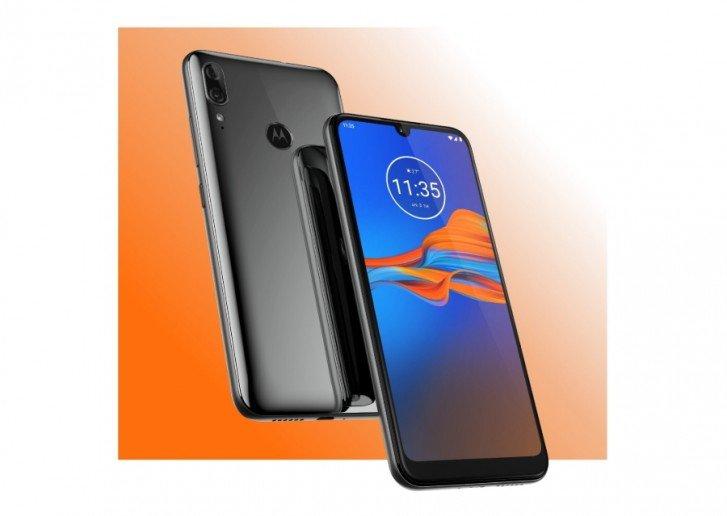 Motorola Moto E6 Plus - когда за смартфон с SoC MediaTek Helio P22 просят 140 евро