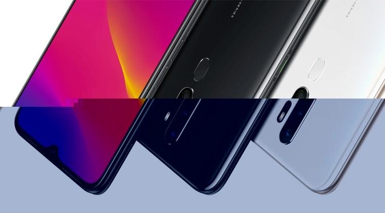 OPPO A5 2020: смартфон с четверной камерой и ёмким аккумулятором