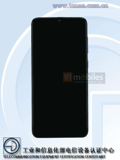 Показали дизайн Samsung Galaxy A70s