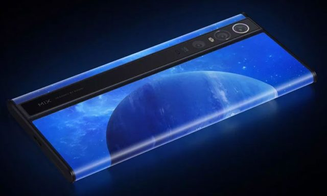 Представлен концепт смартфона Xiaomi Mi Mix Alpha - 2