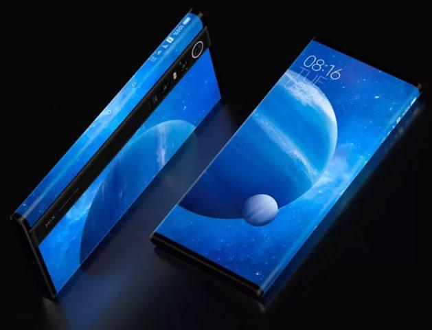 Представлен концепт смартфона Xiaomi Mi Mix Alpha - 3