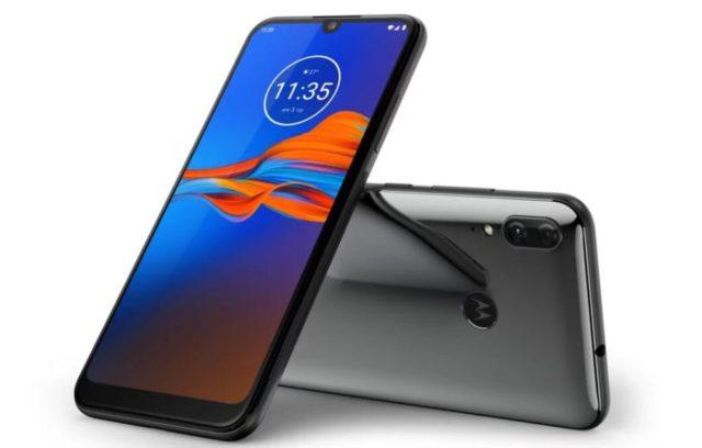Представлен смартфон Motorola Moto E6s - 2