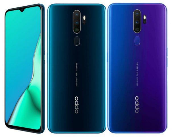 Представлен смартфон Oppo A9 (2020) - 1