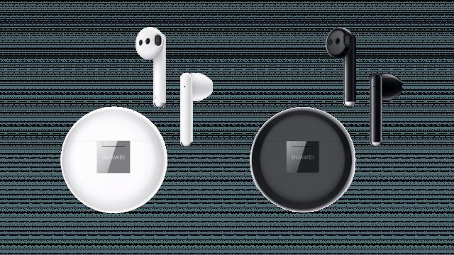 Представлены беспроводные наушники Huawei FreeBuds 3 - 2