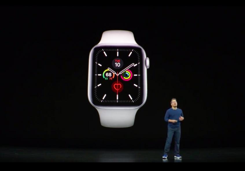 Представлены обновлённые Apple Watch - 1