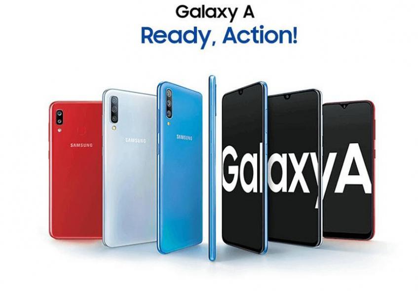 Раскрыты характеристики недорогого смартфона из линейки Galaxy A - 1